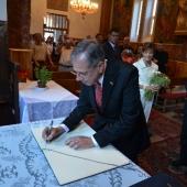 Vizita ambasadorului SUA excelenta sa Mark  H. Gitenstein