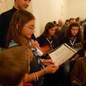 Deschiderea anului universitar, scolar si cercetasesc pentru tinerii greco-catolici din Bucuresti - img 2