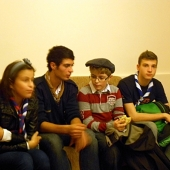 Deschiderea anului universitar, scolar si cercetasesc pentru tinerii greco-catolici din Bucuresti - img 8