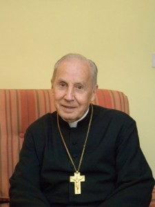 Monseniorul Javier Echevarría Rodríguez