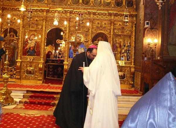 Cuvânt al reprezentantului BRU, PS Sa Mihai, în Catedrala patriarhală din București