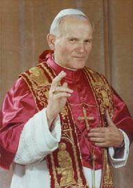 Fericitul Ioan Paul al II-lea