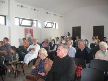 Agristi participanti in Sala Vasile Aftenie - 17 Septembrie 2011