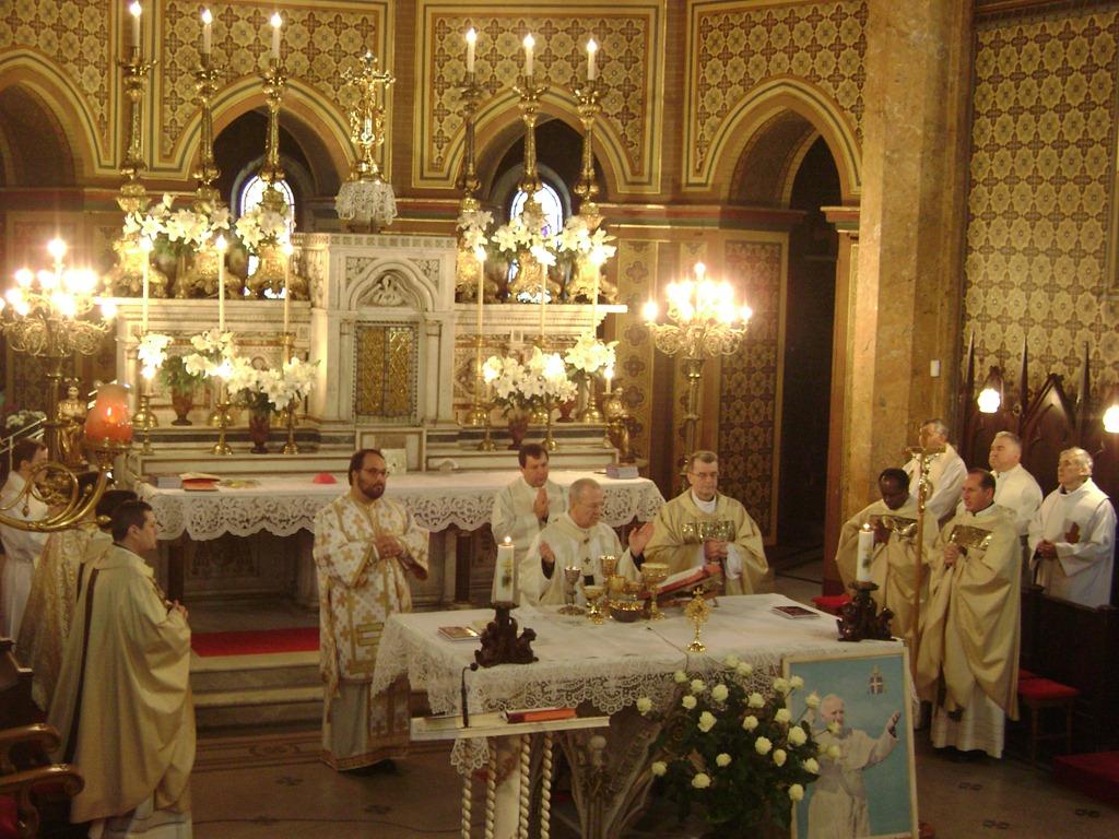 Celebrarea Euharistica