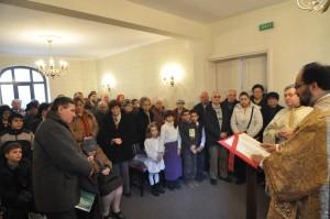 Cuvantul Preasfintitului Mihai la Sfanta Liturghie