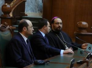 Comemorarea episcopului Demetriu Radu în Senatul României