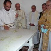 Sfintirea Altarului si a Bisericii din Slatina - img 3