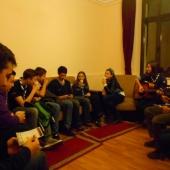 Deschiderea anului universitar, scolar si cercetasesc pentru tinerii greco-catolici din Bucuresti - img 3