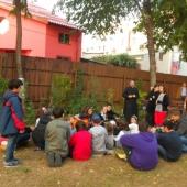 Deschiderea anului universitar, scolar si cercetasesc pentru tinerii greco-catolici din Bucuresti - img 6