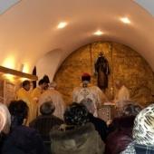 Sfanta Liturghie la Bazilica Sf. Petru