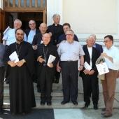 Vizita episcopilor catolici din Conferinta Episcopala din Umbria