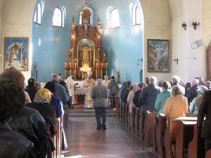 Vizita pastorala la Ploiesti