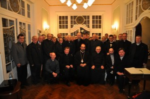 Vizita protopopilor Arhiepiscopiei de Viena în Vicariatul de Bucureşti