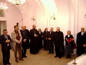 Inaugurarea Centrului Sfintii Apostoli Petru şi Andrei al Părinţilor Asumţionişti, la București