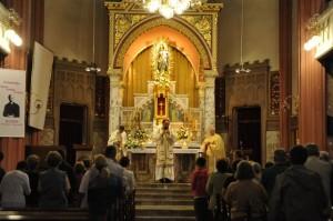 Pelerinajul Vicariatului de București – 2011