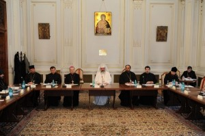Constituirea Consilviului Consultativ al Cultelor din România