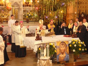 Octava de rugăciune pentru uniteatea crestinilor - 2013
