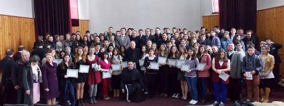 Olipiada de religie catolica 2013 Roman